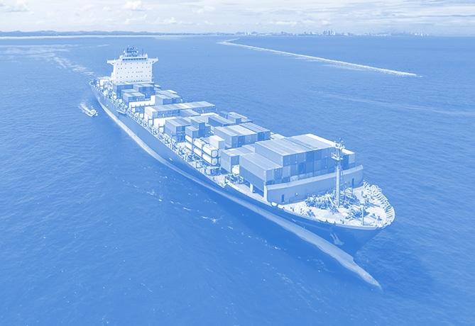 Картинка доставка грузов из Испании морем