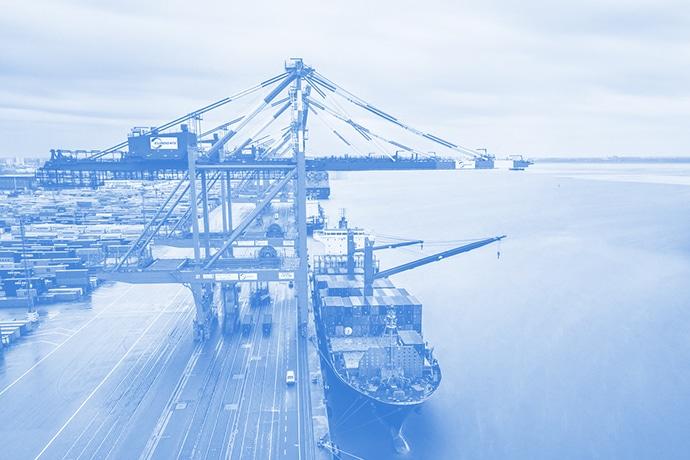 Картинка морские перевозки Тайланд