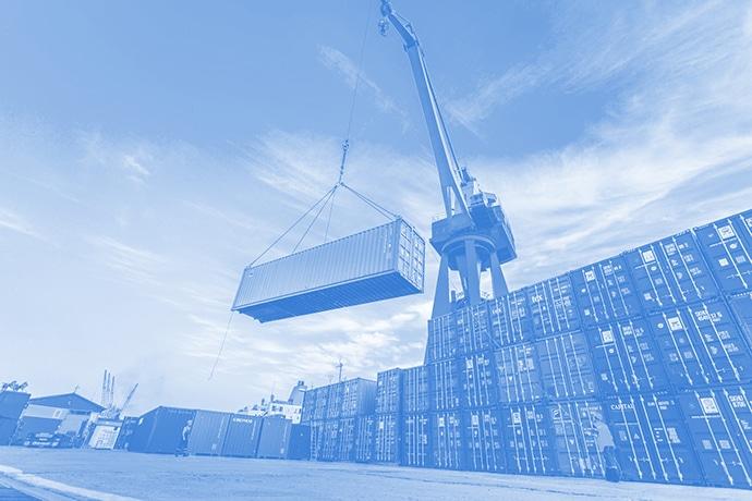 Морские контейнерные перевозки из Италии